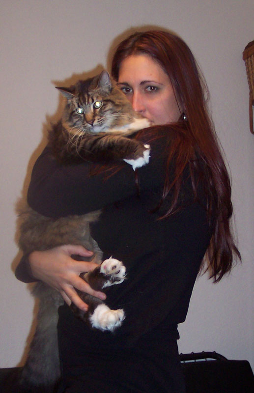 Me and My Maine Coon